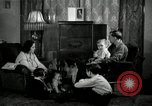 Image of Family with five children United States USA, 1935, second 4 stock footage video 65675068709