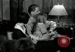 Image of Family listening to the radio United States USA, 1935, second 11 stock footage video 65675068711