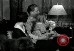 Image of Family listening to the radio United States USA, 1935, second 12 stock footage video 65675068711