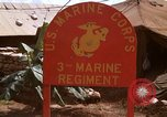 Image of 3rd Marine Division Vietnam, 1966, second 2 stock footage video 65675068734
