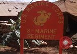 Image of 3rd Marine Division Vietnam, 1966, second 4 stock footage video 65675068734