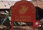 Image of 3rd Marine Division Vietnam, 1966, second 5 stock footage video 65675068734