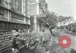 Image of US Army University Study Center after World War 2 France, 1946, second 4 stock footage video 65675068737