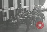 Image of US Army University Study Center after World War 2 France, 1946, second 7 stock footage video 65675068737