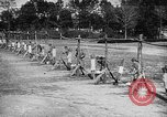Image of United States marines in training Key West Florida United States USA, 1918, second 1 stock footage video 65675068745