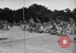 Image of United States Marines train with machine guns Key West Florida United States USA, 1918, second 2 stock footage video 65675068747