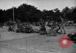 Image of United States Marines train with machine guns Key West Florida United States USA, 1918, second 3 stock footage video 65675068747
