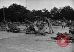 Image of United States Marines train with machine guns Key West Florida United States USA, 1918, second 4 stock footage video 65675068747