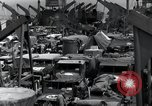 Image of Flotilla assembled in the UK for Normandy invasion United Kingdom, 1944, second 11 stock footage video 65675068758