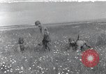 Image of airstrip construction France, 1944, second 1 stock footage video 65675068760