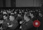 Image of briefing sessions United Kingdom, 1953, second 2 stock footage video 65675068762