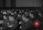 Image of briefing sessions United Kingdom, 1953, second 3 stock footage video 65675068762