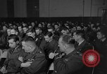 Image of briefing sessions United Kingdom, 1953, second 4 stock footage video 65675068762