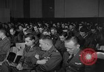 Image of briefing sessions United Kingdom, 1953, second 7 stock footage video 65675068762