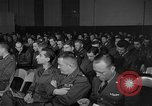 Image of briefing sessions United Kingdom, 1953, second 8 stock footage video 65675068762