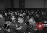 Image of briefing sessions United Kingdom, 1953, second 9 stock footage video 65675068762