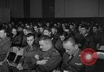 Image of briefing sessions United Kingdom, 1953, second 10 stock footage video 65675068762