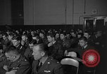 Image of briefing sessions United Kingdom, 1953, second 12 stock footage video 65675068762