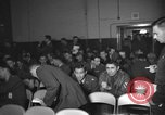 Image of briefing session United Kingdom, 1953, second 2 stock footage video 65675068765