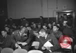 Image of briefing session United Kingdom, 1953, second 6 stock footage video 65675068765