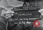 Image of United States troops Normandy France, 1944, second 2 stock footage video 65675068785
