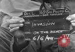 Image of United States troops Normandy France, 1944, second 3 stock footage video 65675068785