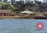 Image of Japanese river boats Japan, 1945, second 11 stock footage video 65675068792