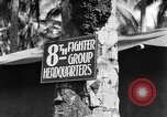 Image of 8th Fighter Group Morotai Island Indonesia, 1944, second 4 stock footage video 65675068810