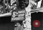 Image of 8th Fighter Group Morotai Island Indonesia, 1944, second 7 stock footage video 65675068810