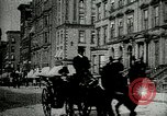 Image of American civilians New York United States USA, 1903, second 4 stock footage video 65675068816