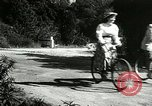 Image of Henry Ford and his Quadricycle New York United States USA, 1953, second 10 stock footage video 65675068817