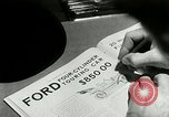 Image of Ford Model T production methods Detroit Michigan USA, 1916, second 4 stock footage video 65675068820