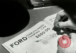 Image of Ford Model T production methods Detroit Michigan USA, 1916, second 6 stock footage video 65675068820