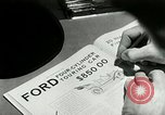 Image of Ford Model T production methods Detroit Michigan USA, 1916, second 7 stock footage video 65675068820