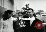 Image of David Parade San Francisco California USA, 1955, second 5 stock footage video 65675068825