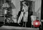 Image of designer fashions by Dior and Bohan Paris France, 1955, second 11 stock footage video 65675068828