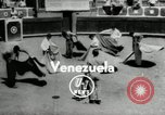 Image of bull fight school Venezuela, 1955, second 4 stock footage video 65675068829
