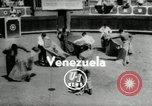 Image of bull fight school Venezuela, 1955, second 5 stock footage video 65675068829