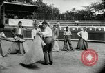 Image of bull fight school Venezuela, 1955, second 10 stock footage video 65675068829