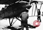 Image of Curtiss P-1 Hawk Oscoda Michigan USA, 1930, second 11 stock footage video 65675068846