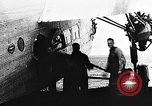 Image of parachutist jump Illinois United States USA, 1930, second 10 stock footage video 65675068848