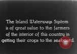 Image of Inland Waterways Corporation United States USA, 1927, second 11 stock footage video 65675068859