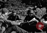 Image of machine gun crew France, 1944, second 2 stock footage video 65675068866