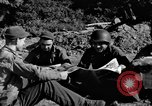 Image of machine gun crew France, 1944, second 4 stock footage video 65675068866