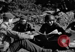 Image of machine gun crew France, 1944, second 5 stock footage video 65675068866