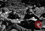 Image of machine gun crew France, 1944, second 6 stock footage video 65675068866