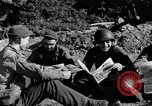 Image of machine gun crew France, 1944, second 10 stock footage video 65675068866