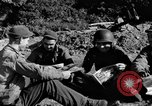 Image of machine gun crew France, 1944, second 11 stock footage video 65675068866