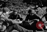 Image of machine gun crew France, 1944, second 12 stock footage video 65675068866