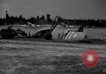 Image of C-47 Skytrain France, 1944, second 2 stock footage video 65675068868